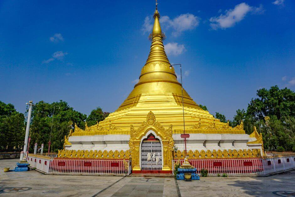 Golden Temple Lumbini